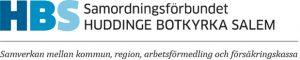 Samordningsförbundet Huddinge Botkyrka Salems logo med undertext
